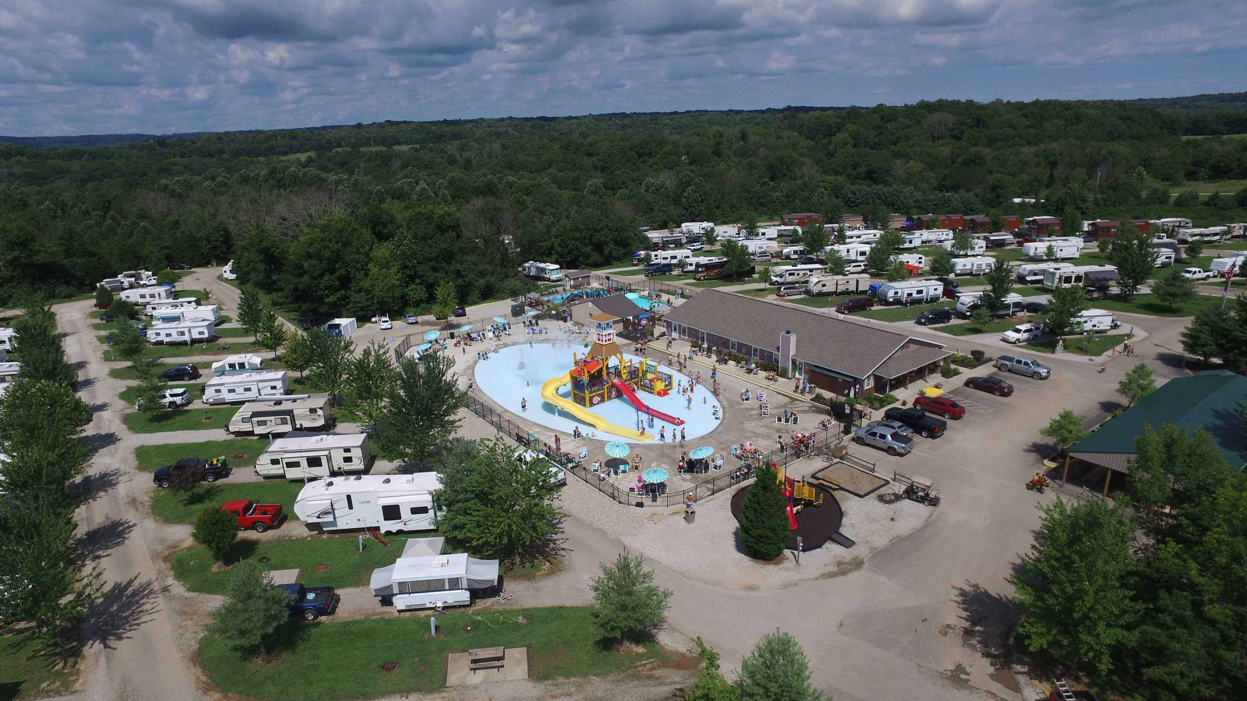 Rv Parks In Indiana Indiana Rv Parks At Lake Monroe