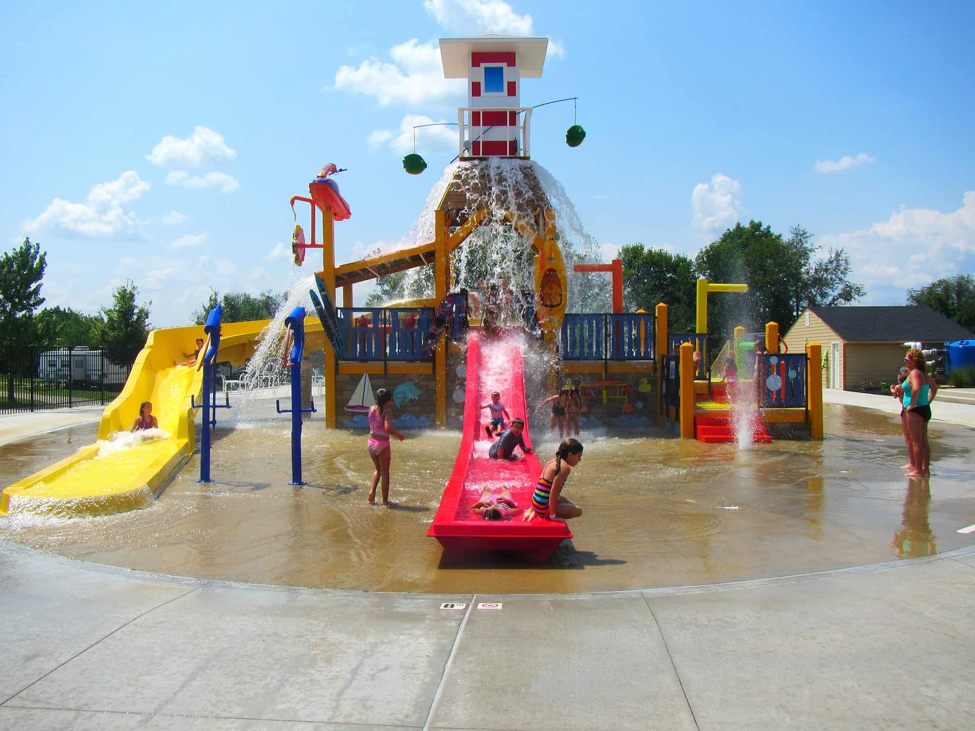 Best Camping In Indiana Rates Jellystone Park