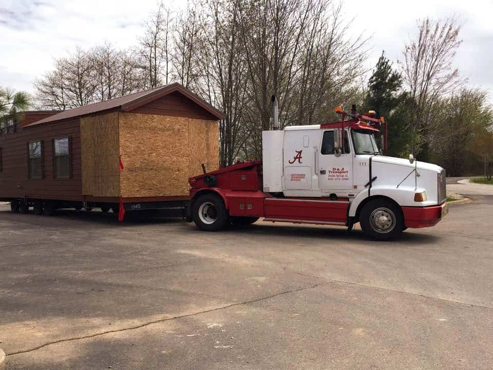 New Deluxe Cozy Lodges Have Arrived! at RV Park Bloomington IN
