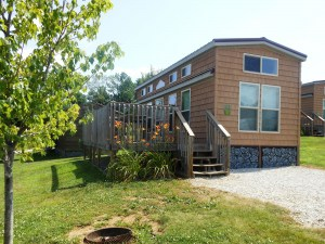 Brown County Cabin Rentals at RV Park Bloomington IN