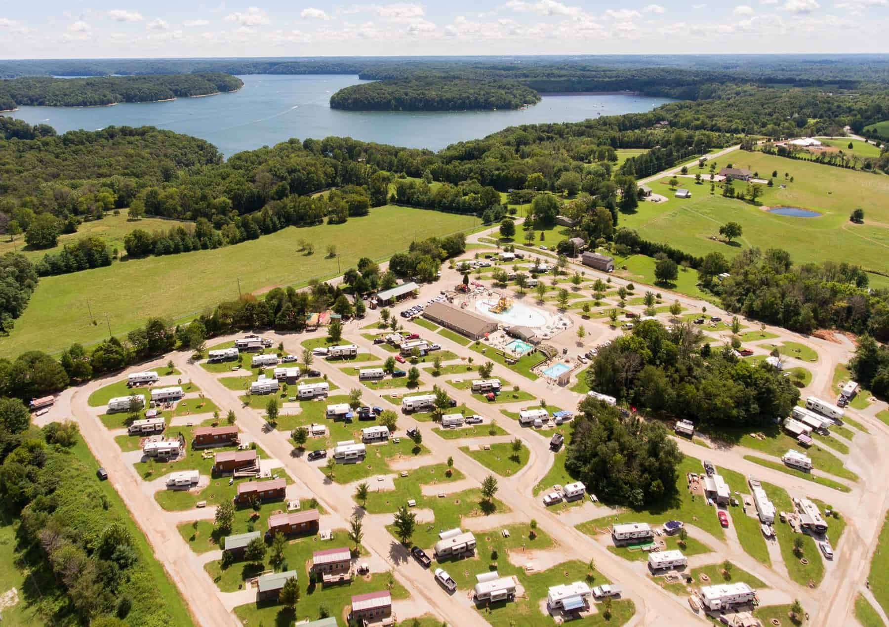 Home – Copy at RV Park Bloomington IN