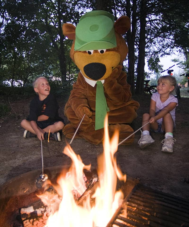 Activities at RV Park Bloomington IN