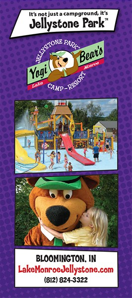 Brochure Request at RV Park Bloomington IN